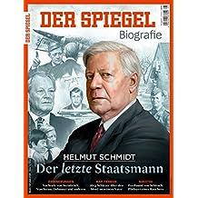 SPIEGEL Biografie: Helmut Schmidt - Der letzte Staatsmann