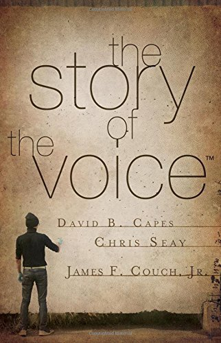 The Story of The Voice by David Capes (2012-08-08)