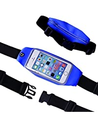 New In Imported Product Sport Waist Packs, Sweatproof Belt Waist Bag For IPhone 6/6s With Clear Touch Screen Window...