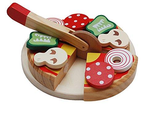 Christian Tanner 0927.9 - Pizza aus Holz zum Schneiden