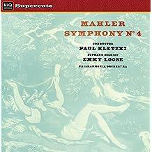Mahler Symphony No. 4 [Import anglais]