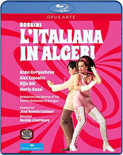 Rossini: L'Italiana In Algeri [Blu-ray]