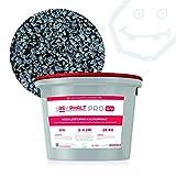 Kaltasphalt EASYPHALT PRO, Körnung 0-4 mm, 25 kg im wiederverschließbaren Eimer, reaktiver Hochleistungs- Reparaturasphalt