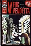 Grandi Storie V for Vendetta Alan Moore David Lloyd usato  Spedito ovunque in Italia