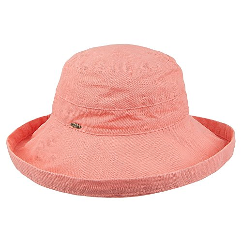 scala-hats-lanikai-packable-sun-hat-peach-one-size