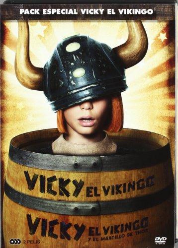 Vicky El Vikingo Y El Martillo De Thor (Pack) [DVD]