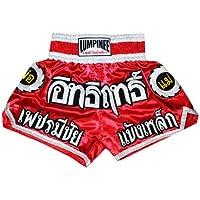 Lumpinee LUM-016 - Juego de pantalones cortos para Muay Thai o Kick Boxing Talla:xx-large