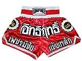 Lumpinee LUM-016 - Juego de pantalones cortos para Muay Thai o Kick Boxing...