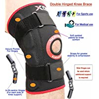 XN8verstellbar Scharnier Kniebandage Kniescheibe Medical Neopren Handschlaufe preisvergleich bei billige-tabletten.eu
