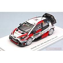 Spark Model S5164 Toyota Yaris WRC N.11 Montecarlo 2017 HANNINEN-LINDSTROM 1: