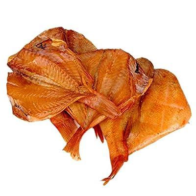 Rotbarsch (Sebastes marinus), kaltgeräuchert.