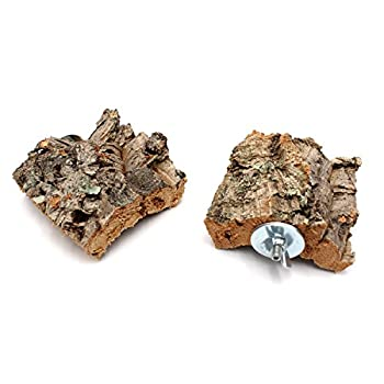 Pack Of 2: Great Bird Nibbles Made Out Of Cork, Better Than Cuttlefish Bones 4