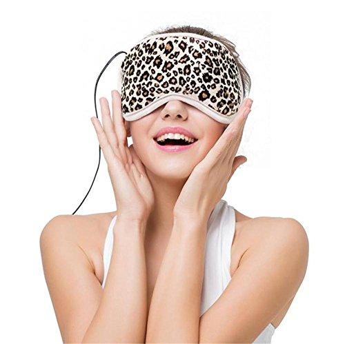 Usb-Timing Heiße Kompresse Augeninstrument, Elektroheizung Aroma Dampf Augenschutz , 001