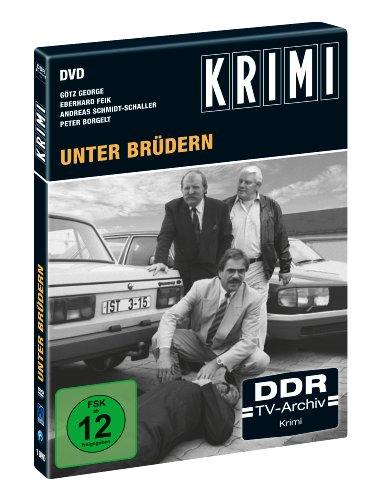 Unter Brüdern - Polizeiruf trifft Tatort (DDR TV-Archiv)