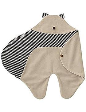 Kleinkind Schlafsack Neugeborenen Swaddle Nette Schlafdecke Cartoon Geformt Fleece Blanket Multifunktions Neugeborenen...