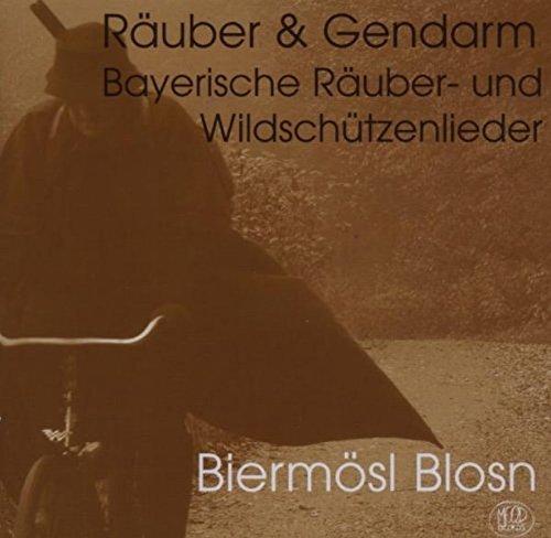 Preisvergleich Produktbild Räuber & Gendarm - Bayerische Räuber- und Wildschützenlieder