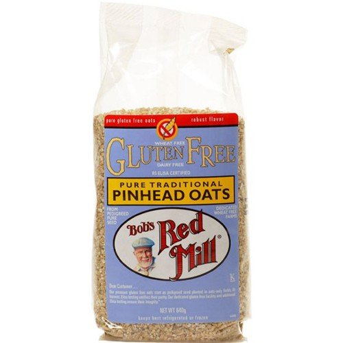 (Pack of 4) Bobs Red Mill - G/F Pinhead Oats 640 g