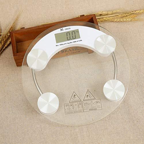 Escala electrónica de peso, Escala electrónica de peso Pantalla LCD Extra gruesa...