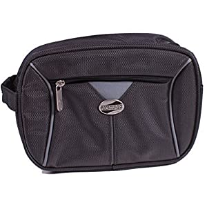 AMERICAN TOURISTER WASH BAG TOILETRY TOILETRIES TRAVEL GYM MAKE UP COSMETICS BAG by American Tourister
