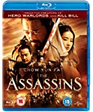 The Assassins [Blu-ray] [2012]