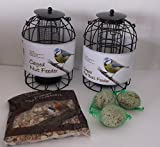2 x Large Garden Bird Feeders Ball & Nut Feeders Nuts & Balls - Best Reviews Guide