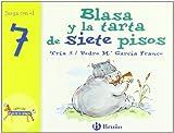 Blasa y la tarta de siete pisos: Juega con el 7 (Castellano - A Partir De 3 Años - Libros Didácticos - El Zoo De Los Números)