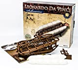 EDU Toys Leonardo da Vinci U-Boot Modell Bausatz