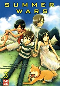 Summer Wars Edition simple Tome 3