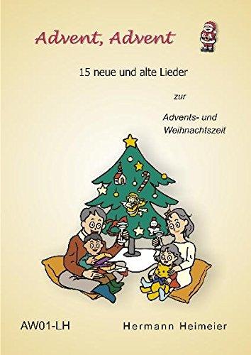 Weihnachtslieder Italienisch Texte.Free Advent Advent 15 Neue Adventslieder Weihnachtslieder Pdf