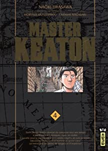 Master Keaton Edition simple Tome 4