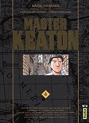 Master Keaton Deluxe Vol.4