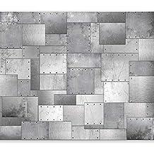 Amazonfr Papier Peint Metal