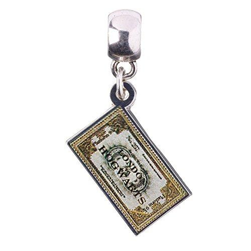 Colgante charm Hogwarts Express Ticket Harry Potter 14