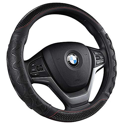 ultimate anti-skid auto copertura del volante 3d a nido d' ape per massaggi sci-fi sports collection upscale accessori auto universale 38,1cm 38cm