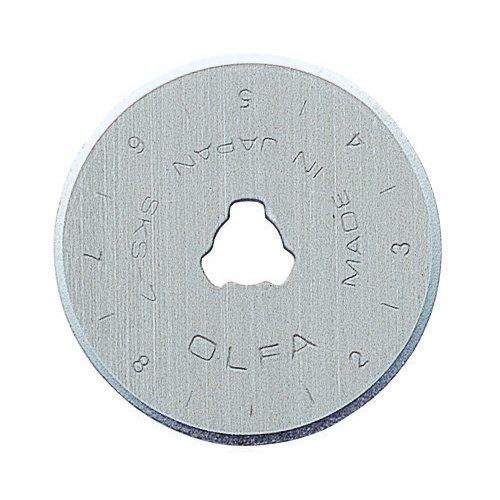 Olfa RB28-2 Ersatzklinge Inhalt 2 Stück 28 mm (Diego San Stoff)