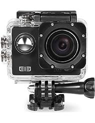 Elephone ELE Cam Explorer - Caméra d'action Sport (2.0-inch LCD, Wifi, 4K, 1080P) Noir