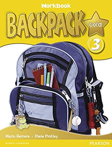 Backpack Gold 3 Workbook & Audio CD N/E pack