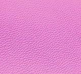 Meterware Kunstleder Rosa-Pink als Polsterstoff,