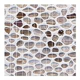 Bilderwelten Fliesenbild - Andalusische Steinmauer - Fliesensticker Set, Fliesengröße: 15 cm x 20 cm, Größe HxB: 60cm x 60cm