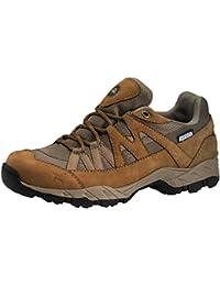 Multi Chaussures de Stowe Aqx LTH W–Beige/Gris