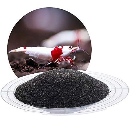 Schicker Mineral Schwarzer Aquariumsand Aquariumkies 0,4-0,8 mm, 25 kg Sack, farbecht, Salzwasser und Süßwasser geeignet…