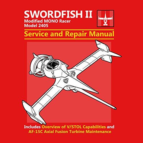 Cowboy Bebop Swordfish Service And Repair Manual Women's T-Shirt red