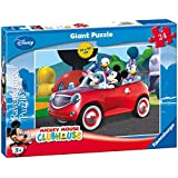 Ravensburger Mickey Mouse Clubhouse 24 piece Giant Floor Puzzle