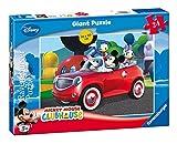 Mickey Mouse Club House - Puzzle de 24 piezas (Ravensburger 05367 4)