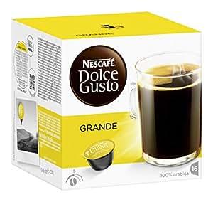 Nescafé Dolce Gusto Grande, 3er Pack (48 Kapseln)