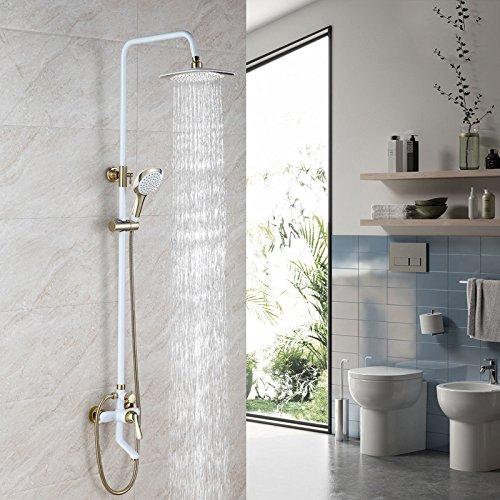 ZYJYdie bad dusche keramik lift antike titan gold - anzug unter wasser 3 dusche ventil durchlauferhitzer bad dusche (Durchlauferhitzer Wc Ventil)