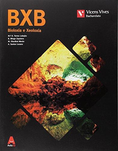 BXB (BIOLOGIA E XEOLOXIA 1 BACHARELATO): 000001 - 9788468239088 por Maria Elena Miguelez Alvarez