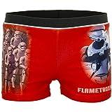 Star Wars Flametropper Boxer Mare/Piscina Rosso tg 8 anni
