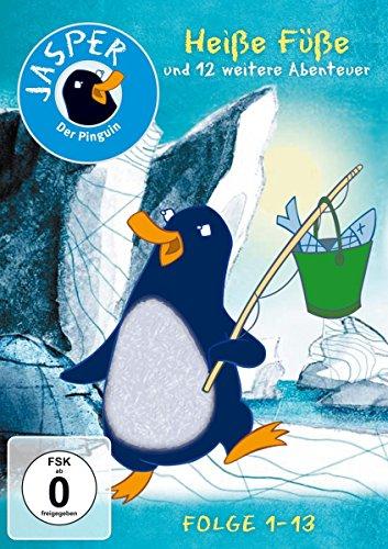 Jasper, der Pinguin - Folge 1-13