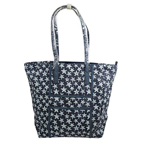 Seven Shopper Hoy Stars Damen Madchen Freizeit Henkeltaschen Umhängetaschen Shopping